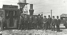 National Steel Car history 1912 image