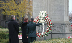National Steel Car memorial image