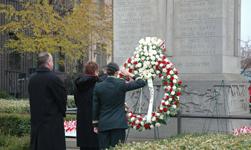 National Steel Car memorial image