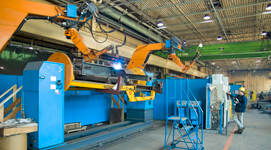 NSC production line image