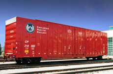 Box car after image