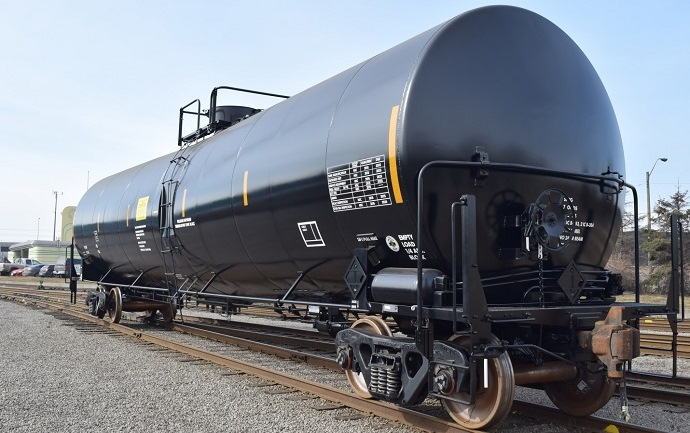 29,000G Tank Car - Greg Aziz